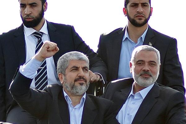 """""""الفكر السياسي لحركة حماس في ظل آخر التطورات"""""""