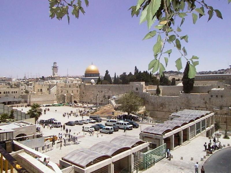 القدس وبيئة التحرير