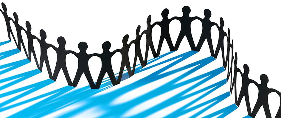 اختيار الأصدقاء على فيسبوك: إنشاء مجتمع