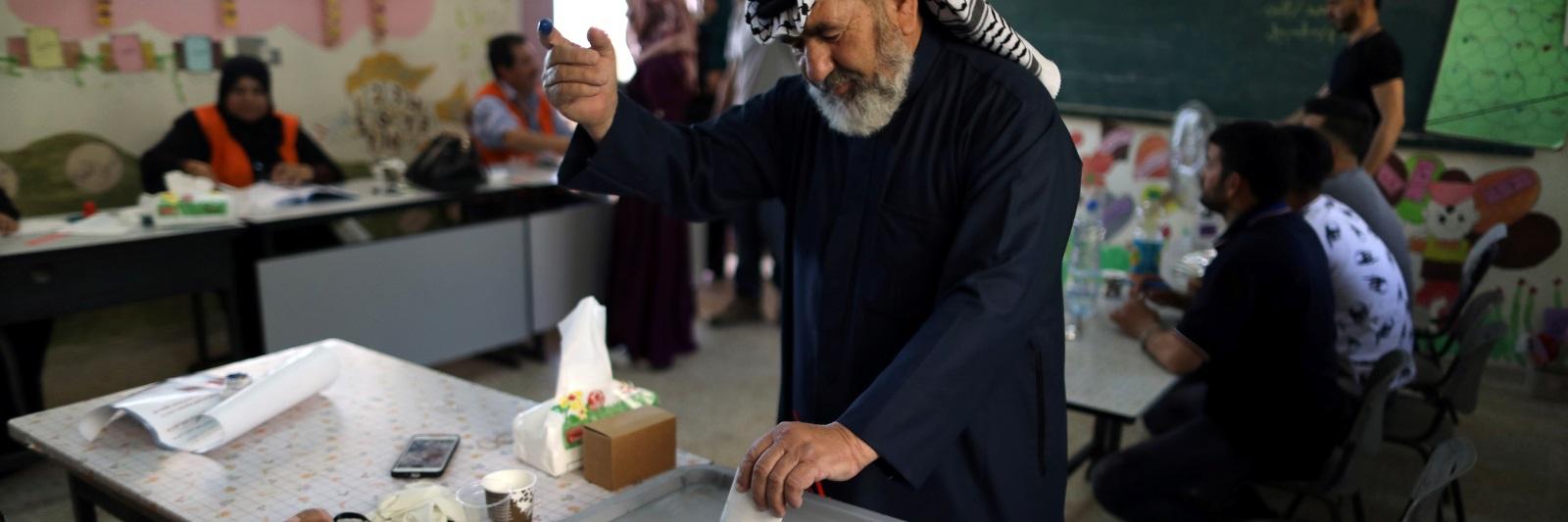 الواقع المهلهل بعد الانتخابات المحلية الفلسطينية