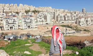 التهجير الممنهج للفلسطينيين في مناطق (ج) بالضفة الغربية