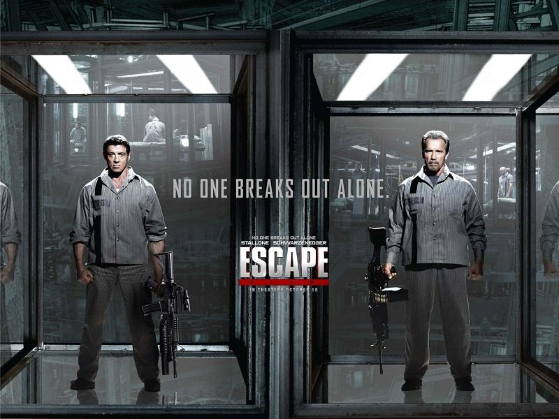 فيلم خطة هروب (escape plan)