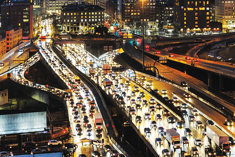 أزمة المرور: إهمال المسؤول وغياب الحلول